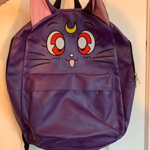 Hot Topic Sailor moon backpack